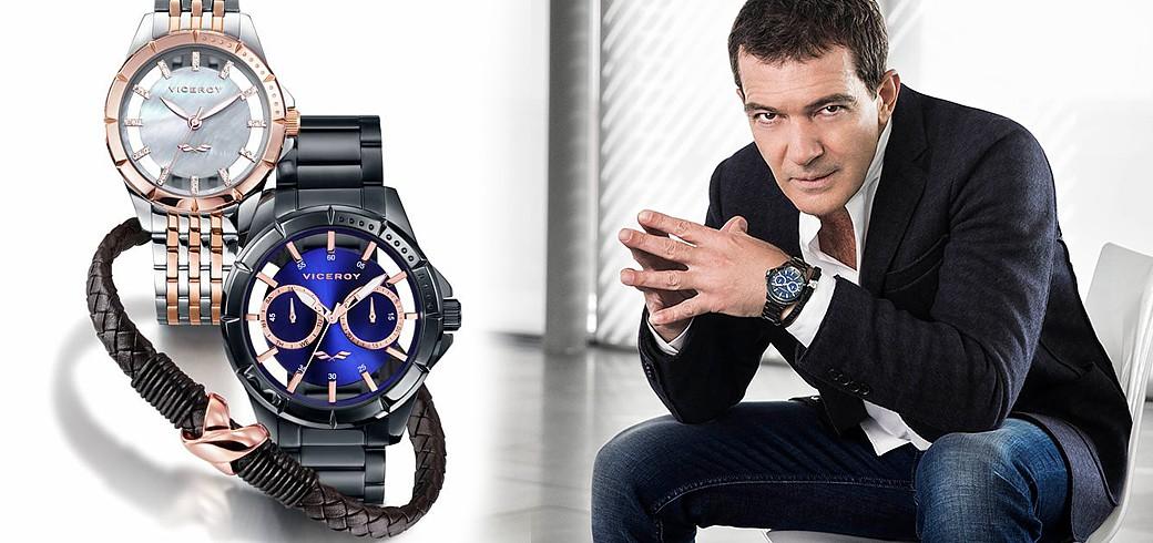 71c2de0d55cc Reloj Viceroy Antonio Banderas