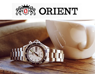 Relojes Orient Mujer