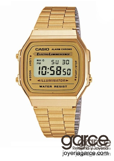 Reloj Casio Vintage dorado 1390003